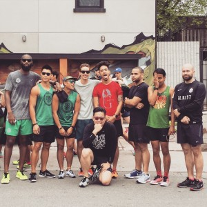 -Nike Women's 15k Toronto (6/13/15)-